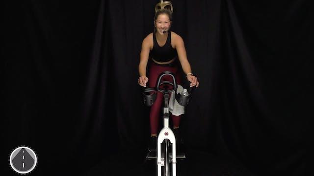 Megan Cycle & Tone 45