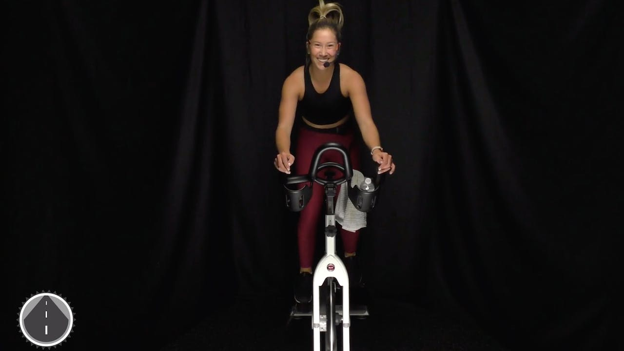 Megan Cycle & Tone 45