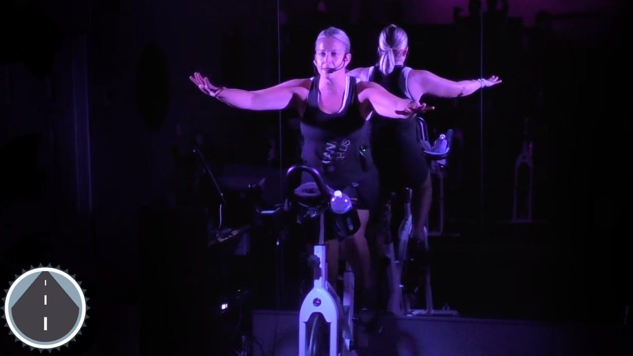 Mel C. Cycle 45 September