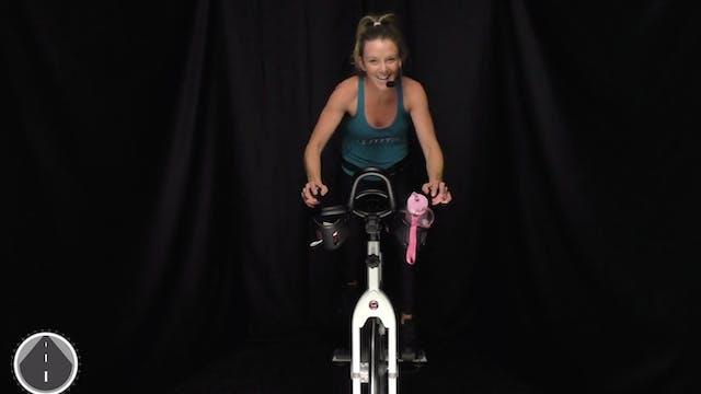 Heather M. HIIT Cycle & Tone 45