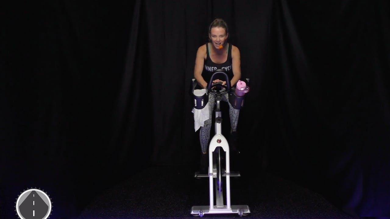 Heather M. HIIT Cycle 30