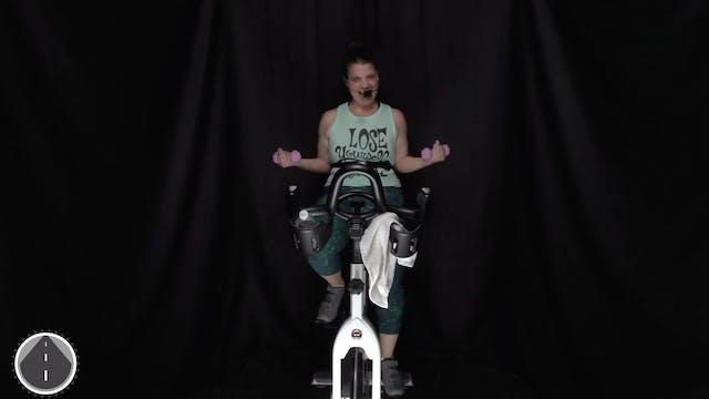 Jessi Cycle & Tone 30 April
