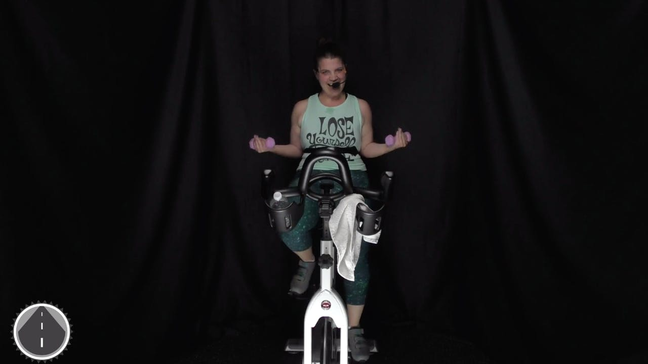 Jessi Cycle & Tone 30 April