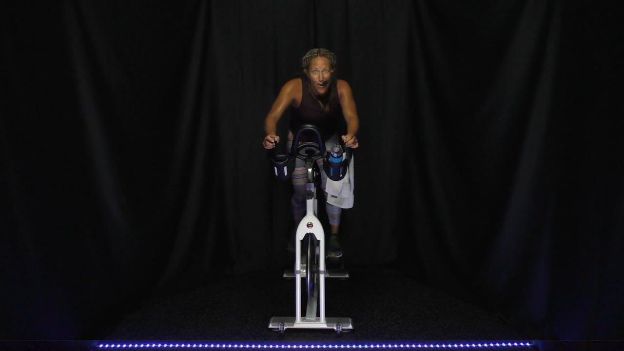 Nancy Cycle & Tone 45 July