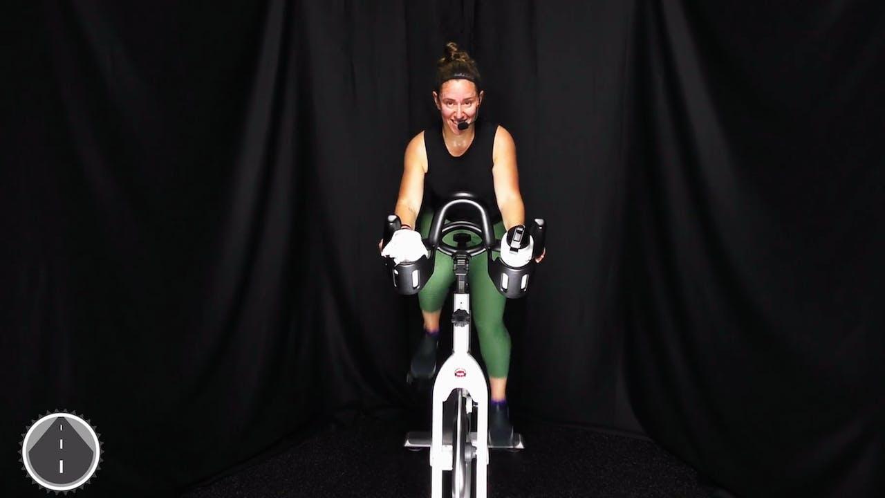 "Lindsay ""Save the Last Dance"" Cycle 30"