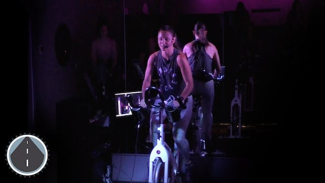 Hill Cycle & Tone 45