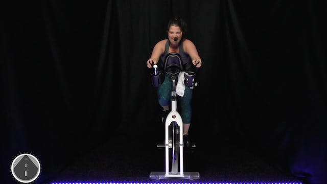 Jessi HIIT Cycle 30