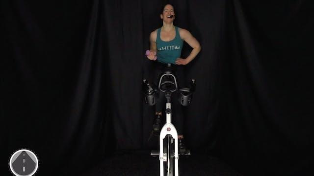 Lauren Cycle & Tone 45 January