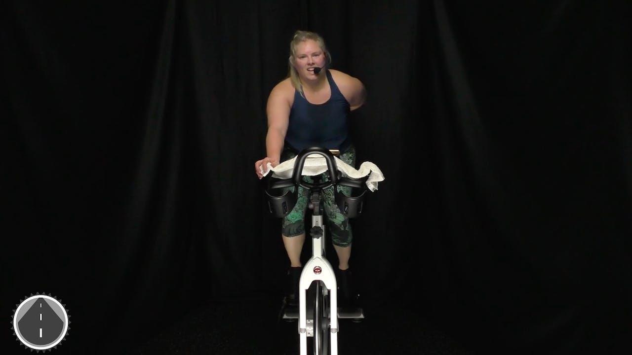 Lizz Cycle & Tone 45 February