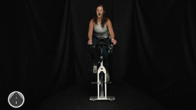 Alyssa F. Cycle & Tone 45