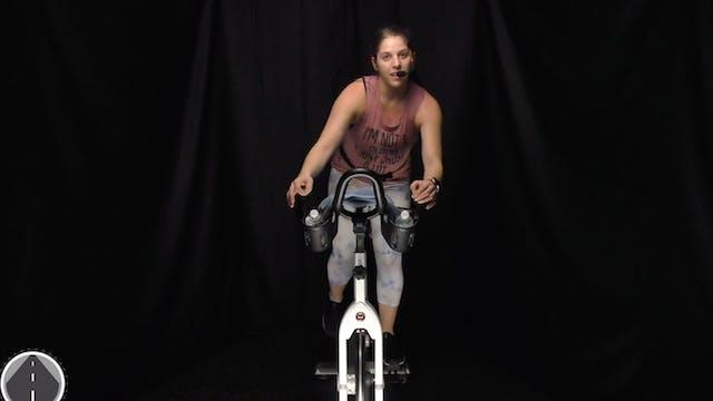 Nicole Cycle & Tone 45