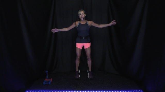 Melanie Full Body Cardio 30 July