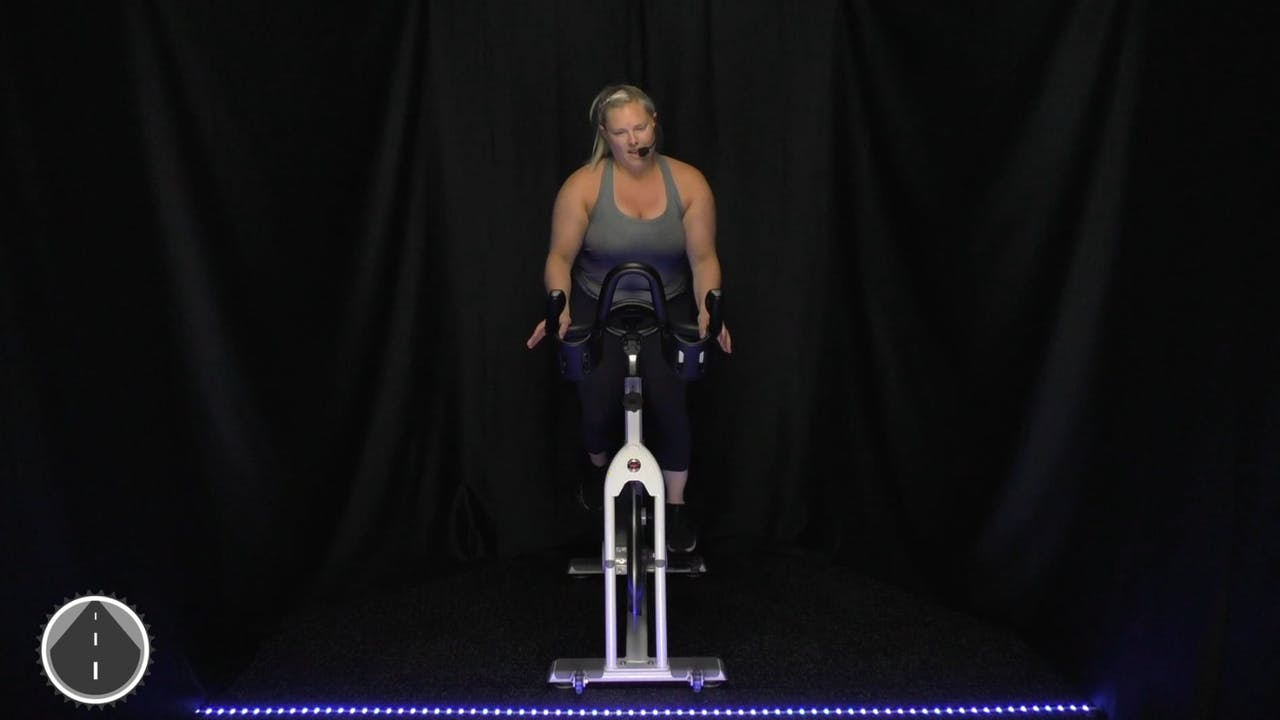 Lizz Cycle & Tone 45 July