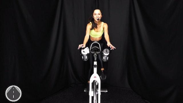 Danielle Cycle & Tone 45