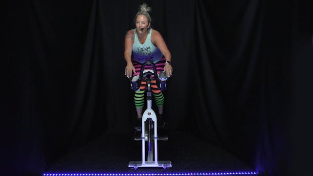 Kara Cycle & Tone 45