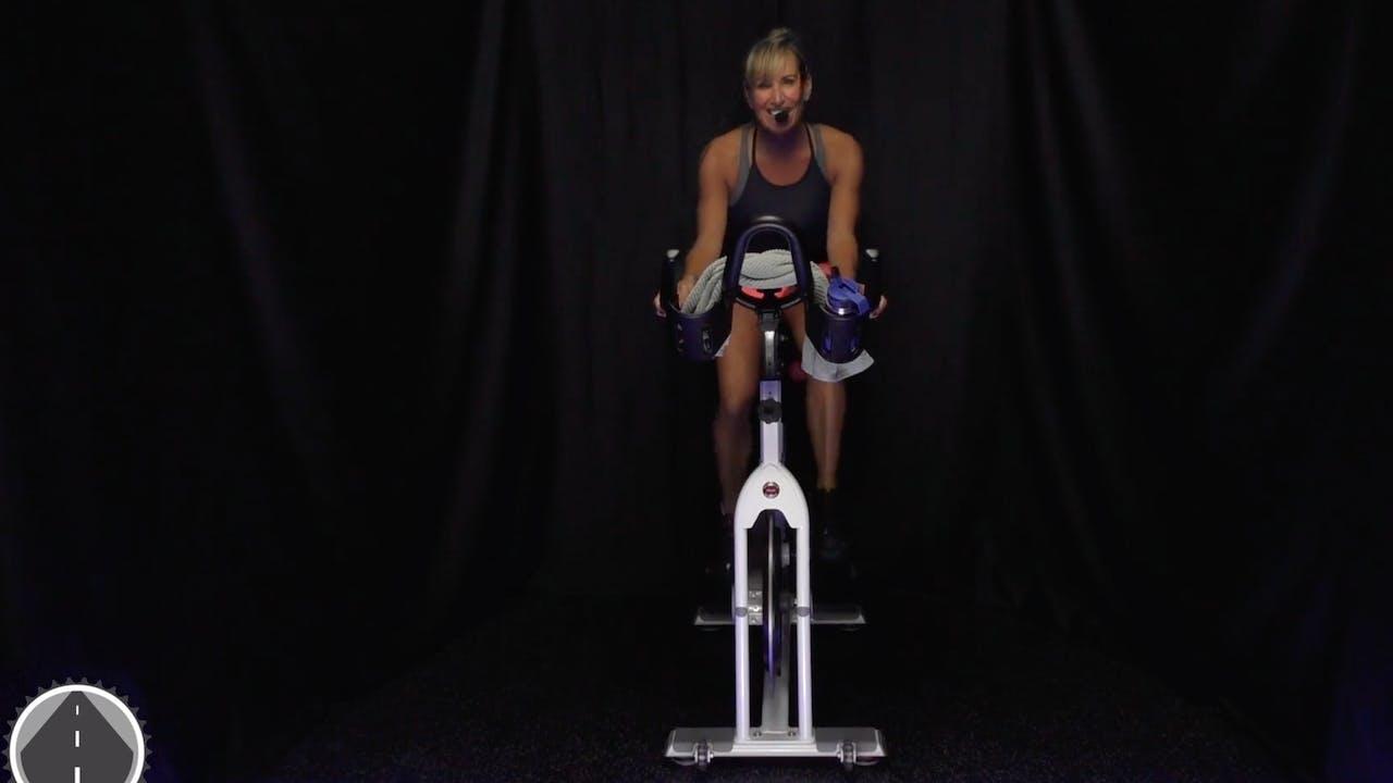 Melanie Cycle & Tone 45 October 2020