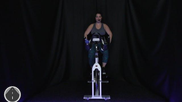 Jessi HIIT Cycle 30