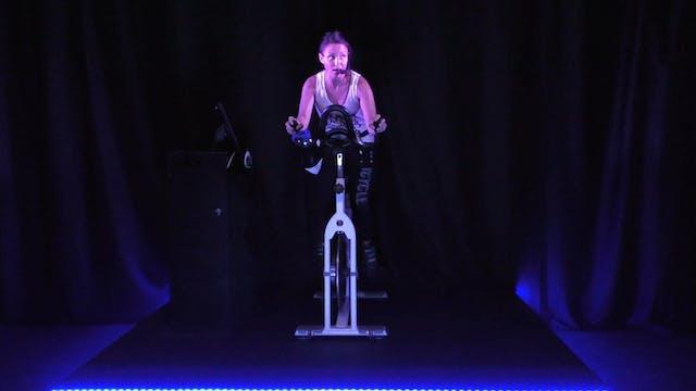 Hillary Tabata Cycle 45 July