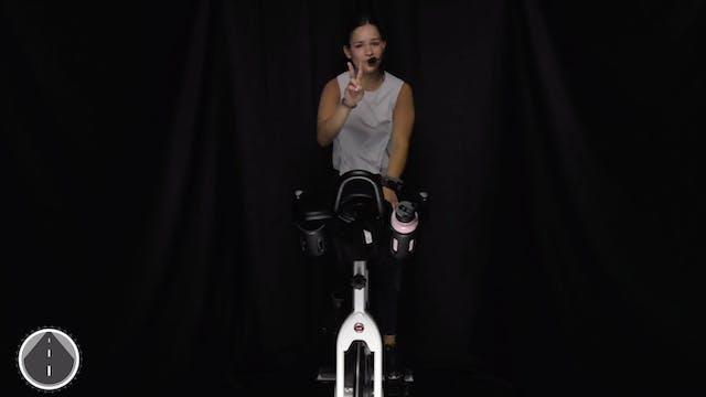 Alyssa D Cycle & Tone 45
