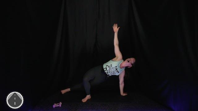 Lauren Arms & Core 15