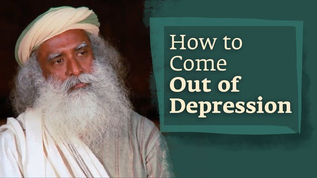 How to Come Out of Depression