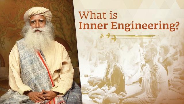 What is Inner Engineering?