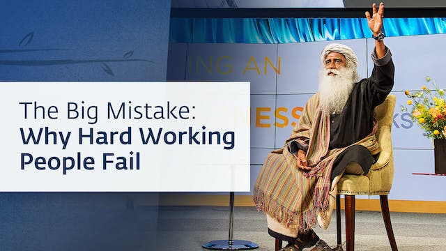 The Big Mistake_ Why Hard Working Peo...