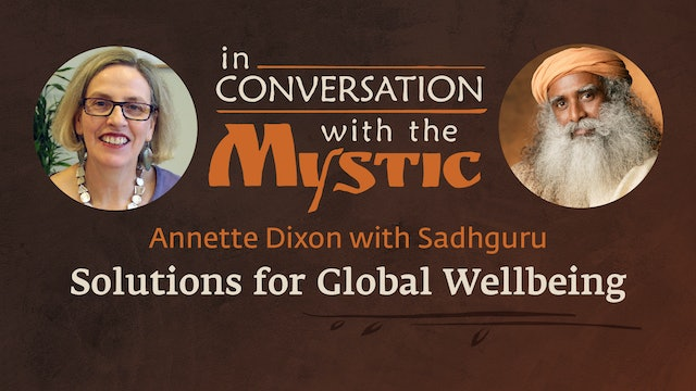 Solutions for Global Wellbeing