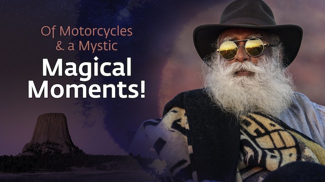 Of Motorcycles and a Mystic - Magical Moments!