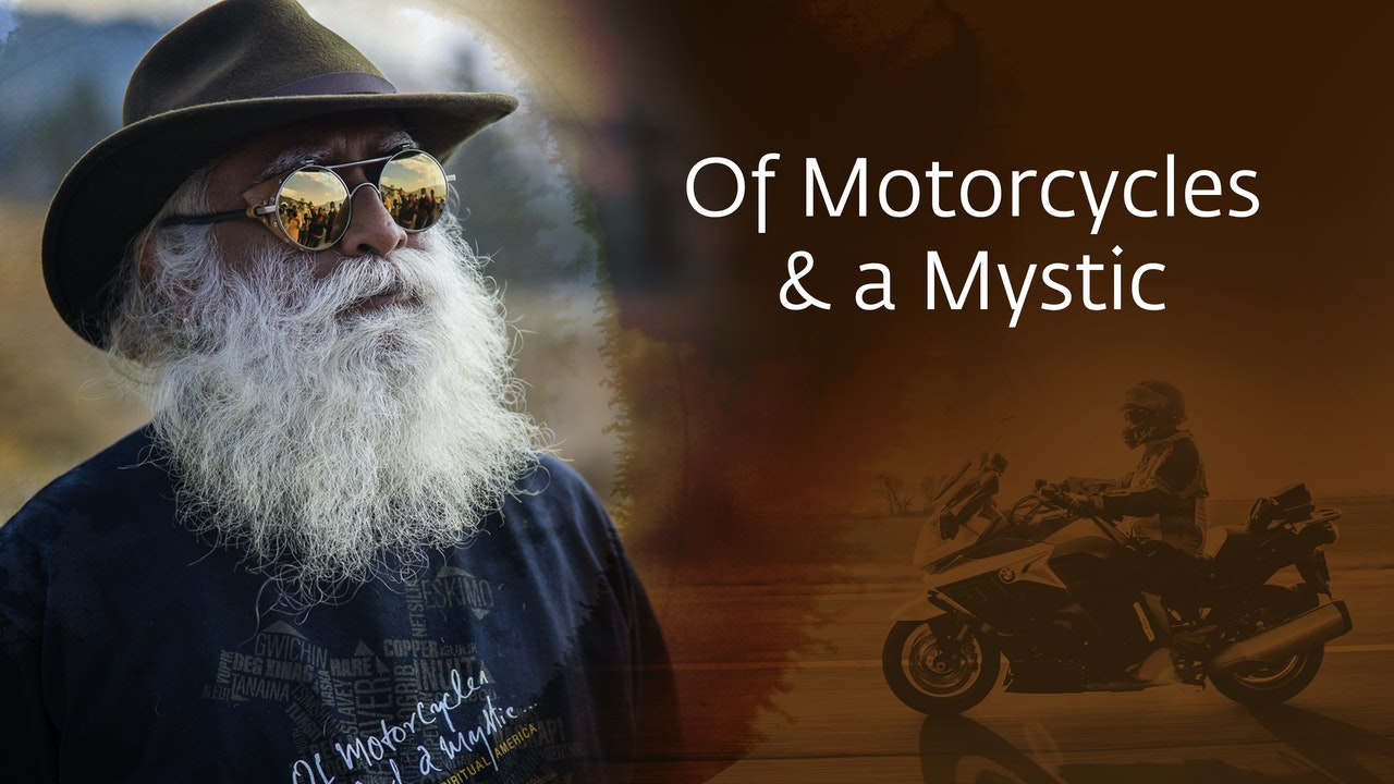Of Motorcycles and a Mystic