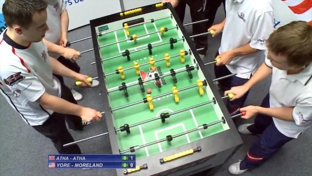 Tom Yore/Brandon Moreland USA vs. Rob Atha/Boris Atha GBR | Men's Doubles Final