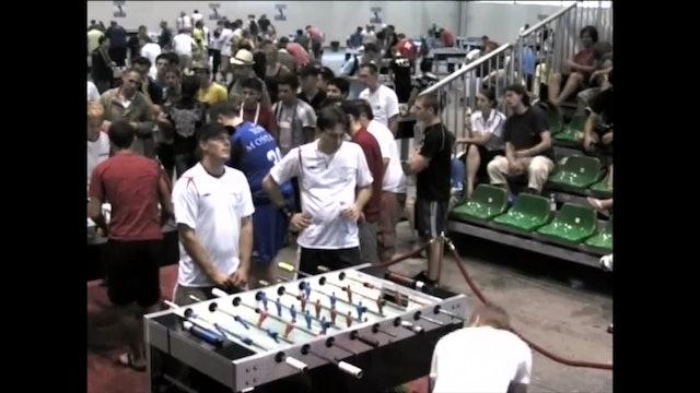 Stingelen/Kaiser vs. Suvajac/Reszler | Open Doubles Semifinal