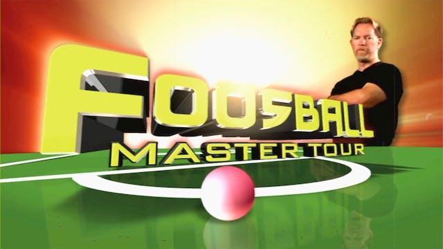 Foosball Master Tour