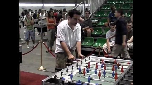 Robert Atha vs. Anton Skok | Open Singles
