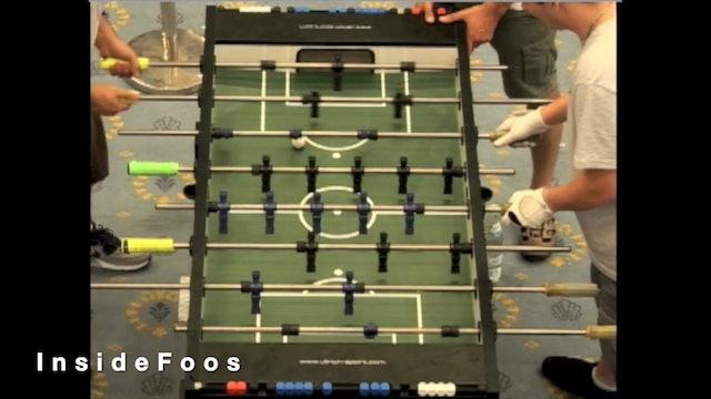 Yannick Correia vs. Gilles Perrin | Open Singles Loser's Bracket Final