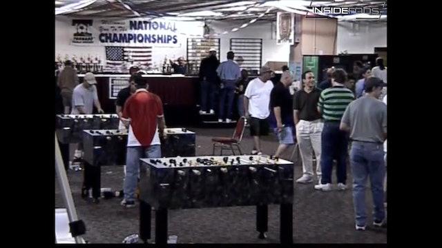Mike Archer/Brandon Moreland vs. Louis Cartwright/Steve Rogge | Open Doubles