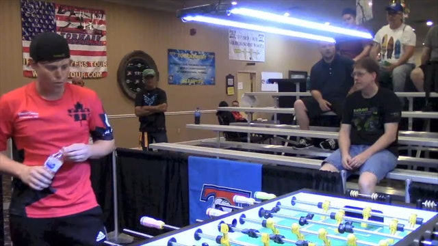 John Smith vs. Daniel Colter | Open Singles