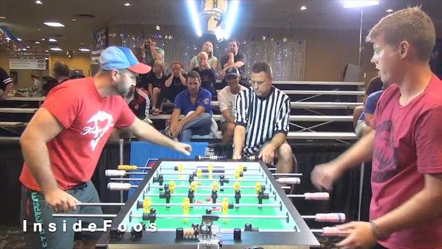 Daniel Colter vs. Wayne Wicks | Open Singles Round 32
