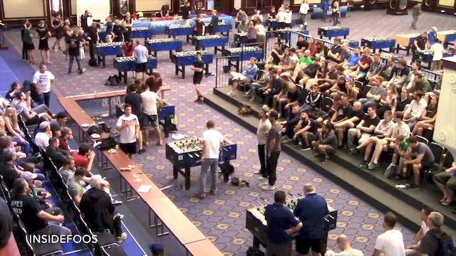 Frederic Collignon vs. Niklaas Westermann | Open Singles Final