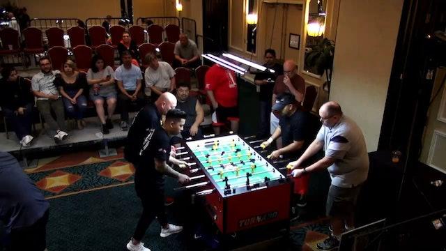 Brandon Munoz/Carlos Cespedes vs. Trevor Park/Chuck Moore   Open Doubles