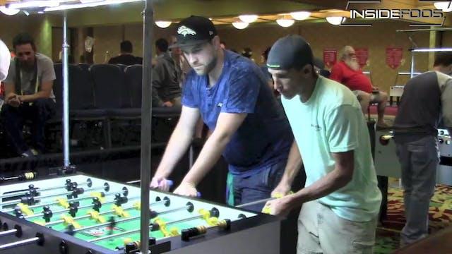 Ryan Moore/Joe Rhodes vs. Tommy Chapm...