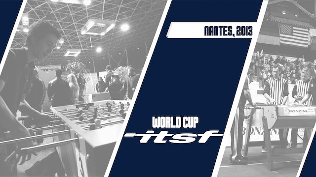2013 ITSF World Cup and World Championship