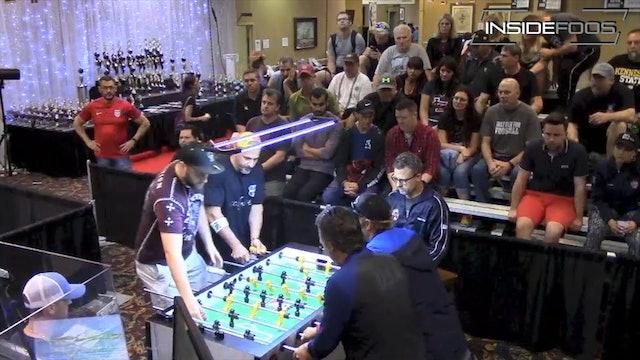 Ryan Moore/Bob Diaz vs. Todd Loffredo/Scott Wydman | Open Doubles Semifinal
