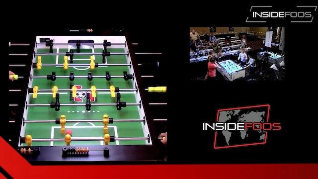 Kimura/Rue vs. Kutchera/Lyyski | Womens Classic WB for 5th