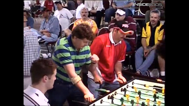Dave Gummeson/Tracy McMillin vs. Mike Philbrook/Gregg Perrie | Open Doubles