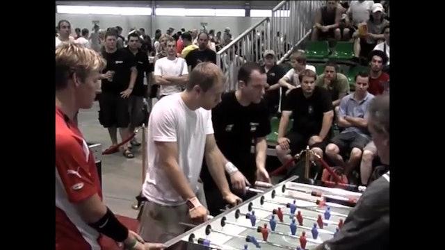 Moore/Saban vs. Suvajac/Reszler  | Open Doubles Quarterfinal