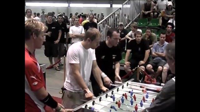 Moore/Saban vs. Suvajac/Reszler  | Op...
