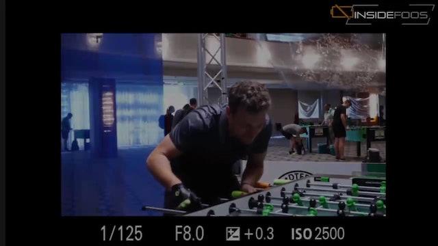 Ruben Heinrich vs. Steven Müller | Men's Singles Round 128