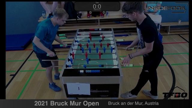 Kevin Hundstorfer vs. Matthias Schöpf | Open Singles Quarterfinal