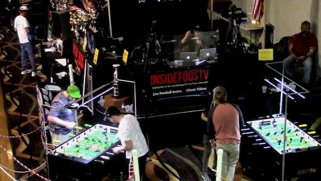 Tommy Yore vs. Billy Pappas | Open Singles